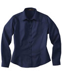 Ladies Long Sleeve Shirt With Teflon®