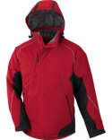 Avalanche Men's Color-Block Insulated Jacket