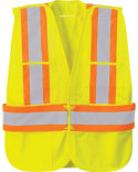 5-Point Tear Away Safety Vest