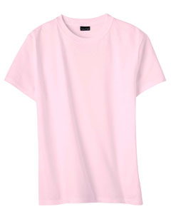 Ladies 4.5 oz. 100% Ringspun Cotton nano-T® T-Shirt- Factory ...