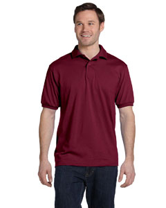 5.5 oz. 50/50 EcoSmart® Jersey Knit Polo