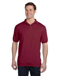 5.5 oz. 50/50 EcoSmart® Jersey Pocket Polo