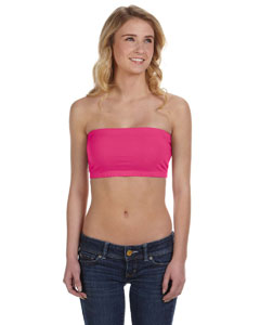 Ladies Cotton Spandex Bandeau