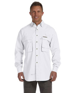 Men's  Gulf Stream Long-Sleeve Fishing Shirt