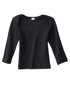 Infant  5.8 oz. Baby Rib Long-Sleeve T-Shirt