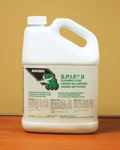 Spif Cured Ink Remover