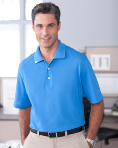 Men's  EZ-Tech Pique Polo