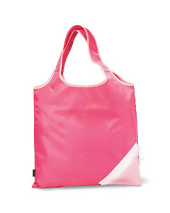 Latitiudes Foldaway Shopper Tote
