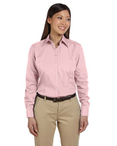 Ladies  Solid Silky Poplin