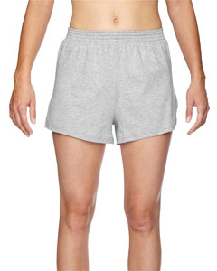 Juniors Jersey-Knit Cheer Short