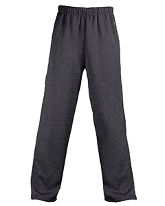 Adult Pro Heathered Fleece Pant With Side Pockets
