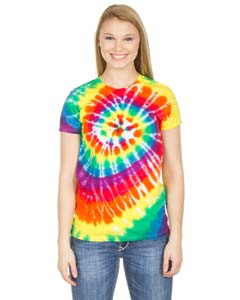 JUN MULTI SPIRA@TIEDYE TEE
