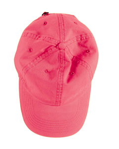 Direct-Dyed Twil`Cap