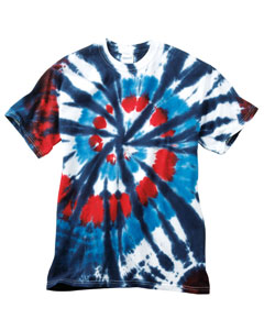 Rainbow Cut Spira`T-Shirt