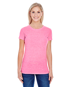 Ladies' Triblend Short-Sleeve Tee