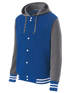 Adult Poly/Cotton Fleece Accomplish Jacket
