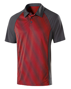 Adult Polyester Torpedo Polo