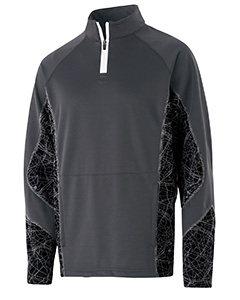 Adult Polyester Performance Fleece Complex Pullover