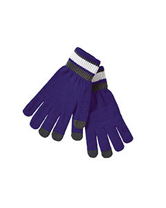 Acrylic Rib Knit Comeback Gloves