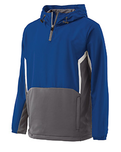 Adult Polyester Quarter Zip Potential Pullover