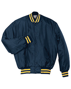 Adult Polyester Full Zip Heritage Jacket