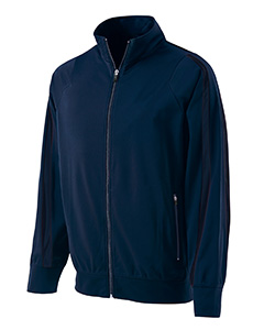 Adult Polyester Full Zip Determination Jacket