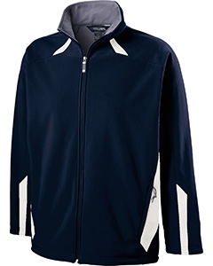 Adult Polyester Full Zip Vortex Jacket