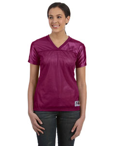 Ladies  Junior Fit Replica Footbal`T-Shirt