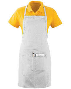 Adult Oversized Waiter Apron with Pockets
