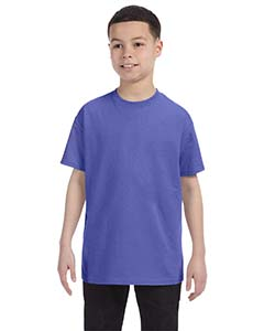Youth  5.6 oz. 50/50 Heavyweight Blend T-Shirt