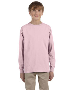 Youth  5.6 oz. 50/50 Heavyweight Blend Long-Sleeve T-Shirt
