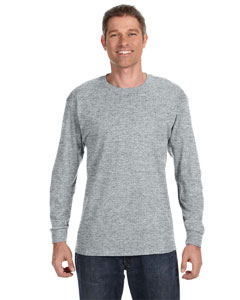 5.6 oz. 50/50 Heavyweight Blend Long-Sleeve T-Shirt