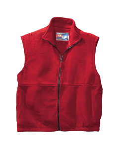 Adult Poly Fleece Vest