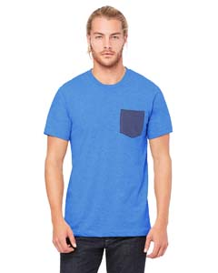 Men's  4.2 oz. Jersey Pocket T-Shirt