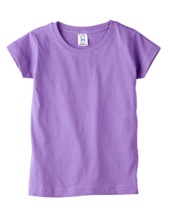 Toddler Fine Jersey Longer Length T-Shirt