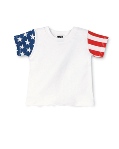 Toddler Stars & Stripes T-Shirt
