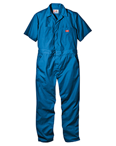 5 oz. Short-Sleeve Coverall