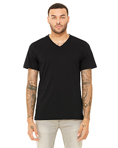 Men's  3.4 oz. Short-Sleeve V-Neck Triblend
