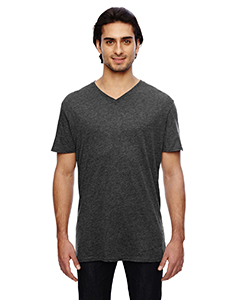3.2 oz. Featherweight Short-Sleeve V-Neck T-Shirt