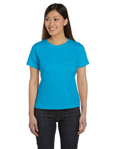 Ladies  Combed Ringspun T-Shirt