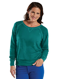 Ladies Slouchy Pullover