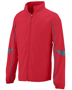 Adult Water Resistant Poly/Span Jacket