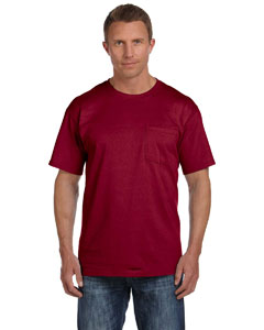 5 oz. Heavy Cotton HD Pocket T-Shirt