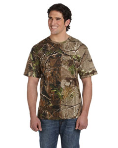 Officially Licensed Realtree® Camouflage Short-Sleeve T-Shir