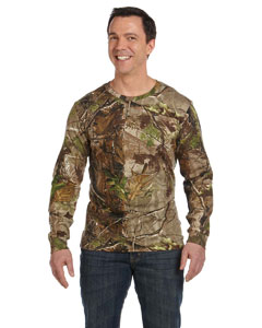 Officially Licensed Realtree® Camouflage Long-Sleeve T-Shirt