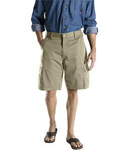 "8.5 oz. 10"" Loose Fit Cargo Short"
