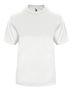 Adult Vented Back Performance Short-Sleeve T-Shirt