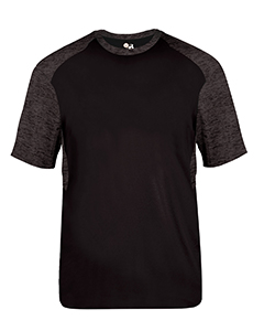 Adult Tonal Blend Panel Short-Sleeve T-Shirt