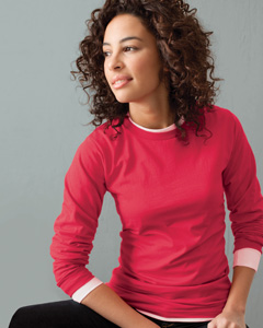 5 oz. 100% Organic Cotton Long-Sleeve T-Shirt