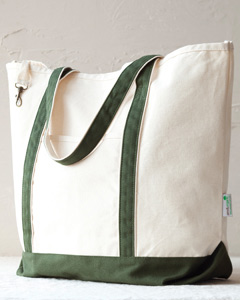 Organic Boater Tote